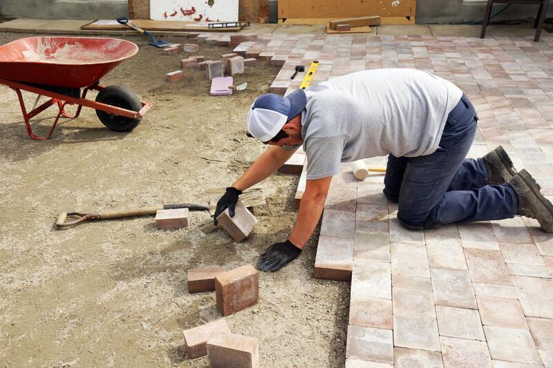 Newton Deck Builder - Patio & Hardscapes Featured Photo